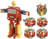 Fireman Sam Jupiter Fire Engine Convertible
