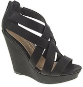 Chinese Laundry Women's Mighty Oil Wedge Sandal