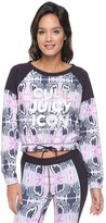 Juicy Couture Juicy Icon Performance Pullover