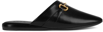 Gucci Men's leather slipper