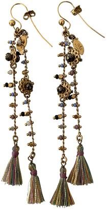 Gas Jeans Multicolour Metal Earrings