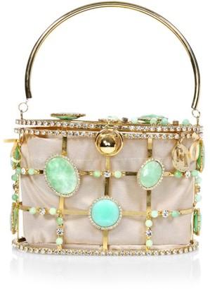 Rosantica Holli Laetitia Embellished Top Handle Bag