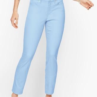 Talbots Slim Ankle Jeans - Curvy Fit - Colors