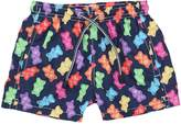 MC2 Saint Barth Candies Printed Nylon Swim Shorts
