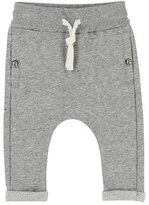 Chloé Jogger Sweatpants w/ Rolled Ankle Cuffs, Size 12-18 Months