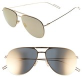 Christian Dior 59mm Aviator Sunglasses