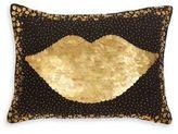 Jonathan Adler Talitha Lips Throw Pillow
