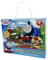 Thomas & Friends The Tank Wood Floor Puzzle