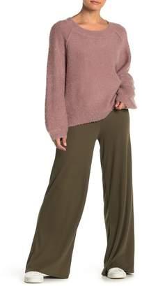 Velvet Torch Ribbed Wide Leg Pants