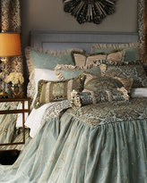 Isabella Collection Queen Roma Coverlet