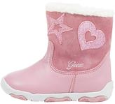 Geox Children's Balu Boots, Pink