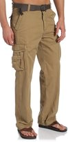 UNIONBAY Men's Cotton Twill Survivor Cargo Pant, Belt, 36x30