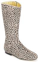 French Sole PATCH Leopard