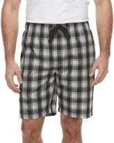 Chaps Men's Plaid Sleep Shorts