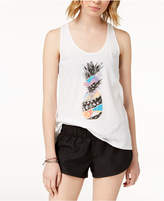 Hurley Juniors' Torn Perfect Graphic Tank Top