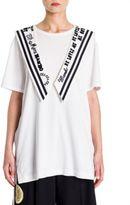 Dolce & Gabbana Jersey Sailor Collar Tee