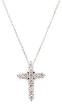 Ila Tiffany Diamond Cross Necklace