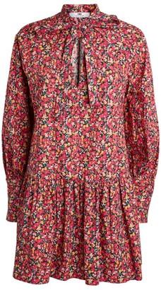 Camilla And Marc Majella Abstract Floral Dress