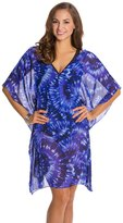 Miraclesuit Fan Dance Caftan Cover Up 8122932