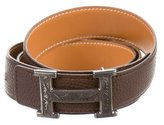 Hermes Reversible Touareg Belt Kit