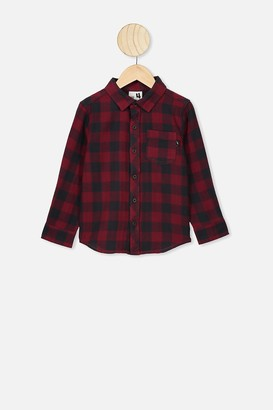 Cotton On Rugged Long Sleeve Shirt