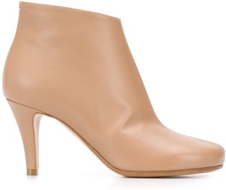 Maison Margiela Nappa leather 80mm ankle boots