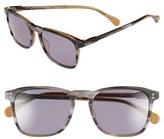 Raen Men's 'Wiley' 54Mm Sunglasses - Cinder