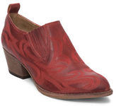 Dolce Vita Samson Western-Inspired Leather Booties