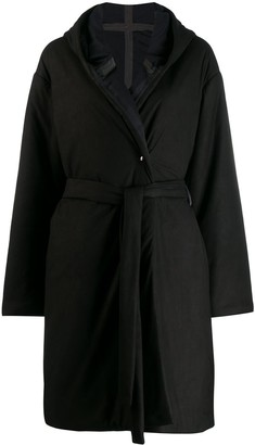 Isaac Sellam Experience Drolatique feather down coat