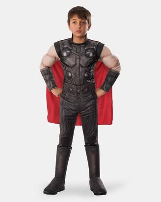 Rubie's Deerfield Thor Deluxe Avengers 4 Costume - Kids