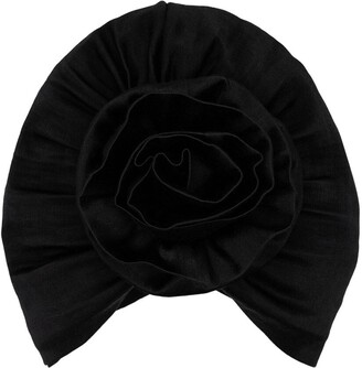 MaryJane Claverol Jalisco Satin Effect Turban