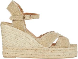 Castaner Bromelia 80 Wedge Sandals