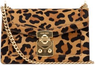 Miu Miu Animal Print Shoulder Bag
