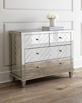 Regina-Andrew Design Regina Andrew Design TROY CHEVRON MIRROR CHEST