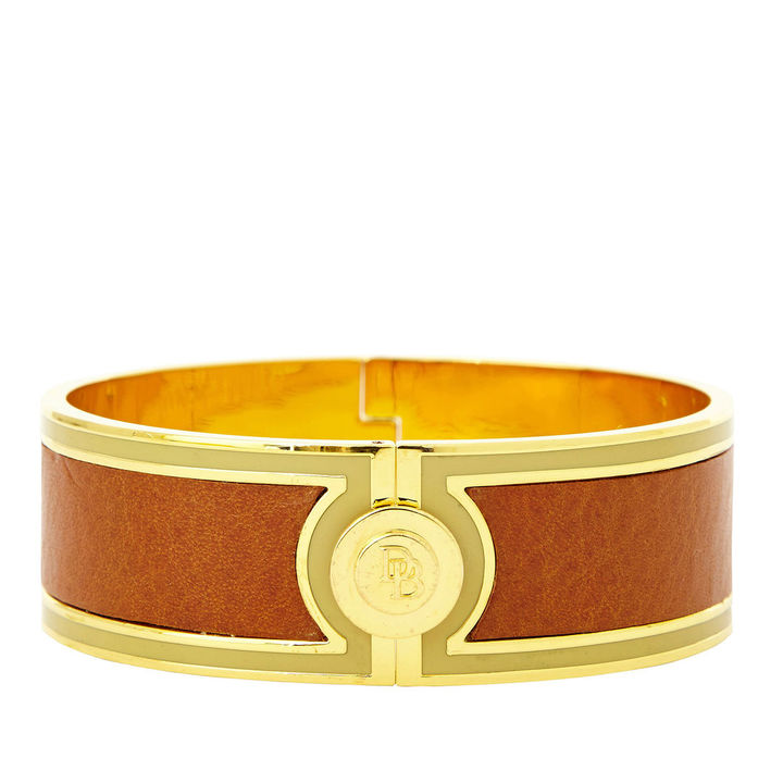 Dooney & Bourke Jewelry Florentine Leather Bangle