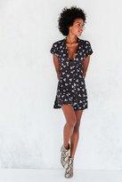 Kimchi & Blue Kimchi Blue Lucy Printed Shirt Dress