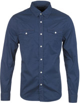 True Religion Jake Navy Western Shirt