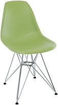 Modway Green Paris Dining Side Chair