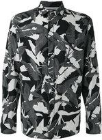 Diesel floral print shirt - men - Cotton - M