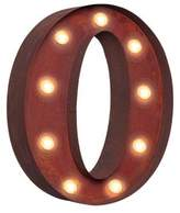 LIFESTYLE BRANDS Vintage Retro Lights and Signs Number