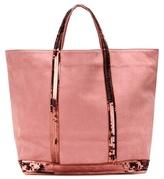 Vanessa Bruno Cabas Moyen Medium Embellished Leather Shopper