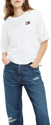 Tommy Jeans Recycled Boyfriend Fit T-Shirt