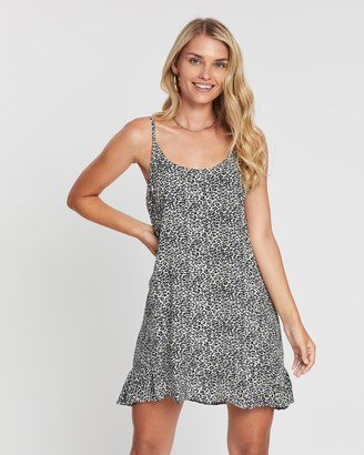 All About Eve Stand Out Leopard Dress