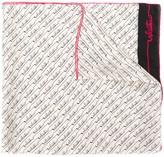 Valentino Garavani signature print scarf