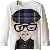 Dolce & Gabbana Back to School Bimbo Biondo T-Shirt (Toddler/Little Kids)