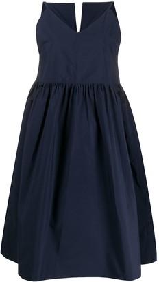 Sofie D'hoore Dunble flared midi dress