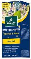Kneipp Valerian & Hops Deep Sleep Value Size Bath Oil, 6.76 fl. oz.
