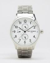Ben Sherman Spitalfields Multi Function Bracelet Watch Wb0004sm