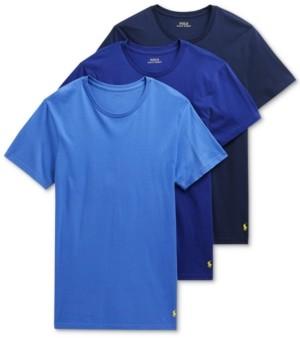 Polo Ralph Lauren Men's 3-Pk. Classic-Fit Cotton Undershirts