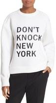 DKNY 'Runway' Graphic Print Sweatshirt